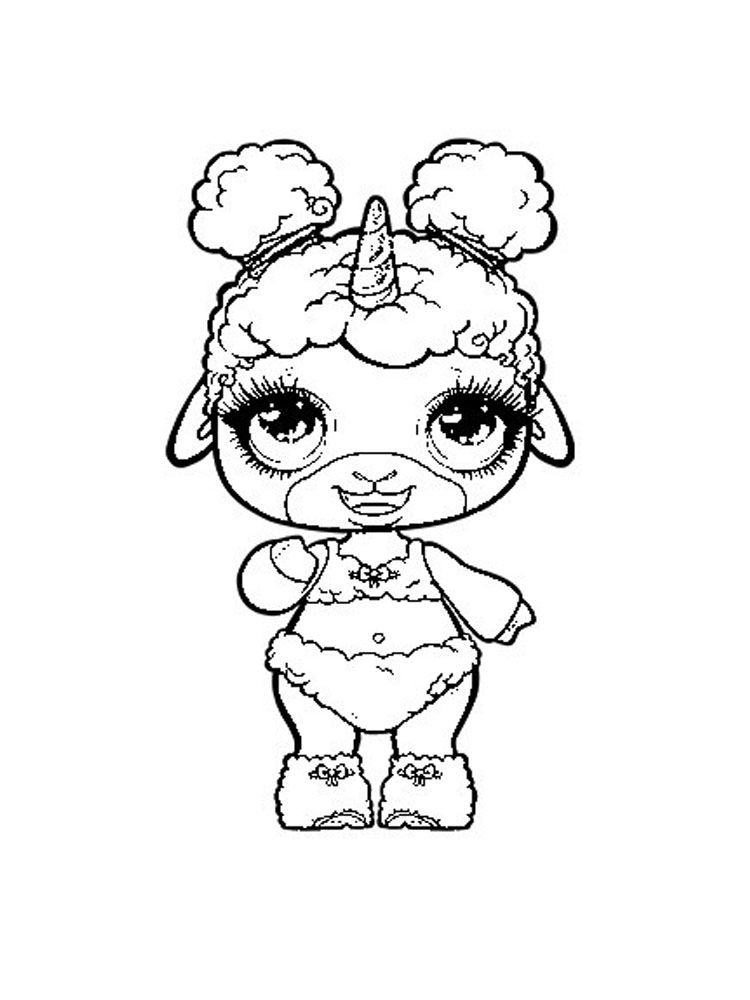 Poopsie Slime Surprise Unicorn Coloring Pages For Kids In 2020 Unicorn Coloring Pages Coloring Pages Coloring Pages For Kids