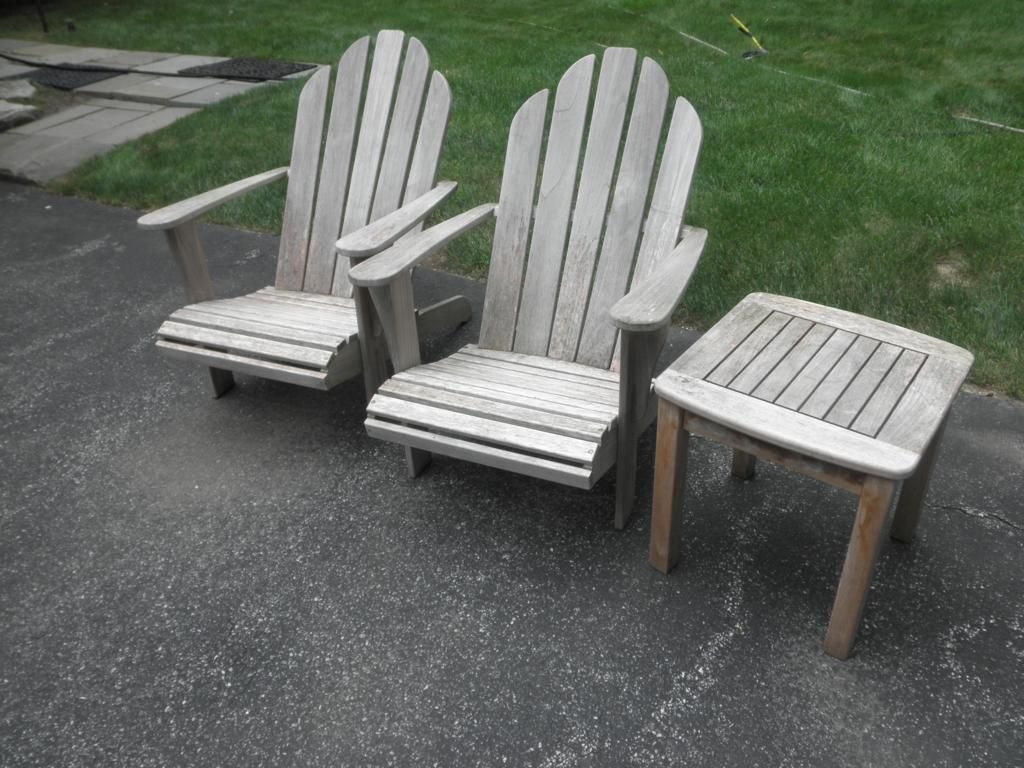 Exterior Metal Patio Chairs Retro Design Ideas With Stylish Wooden Plus Arms And