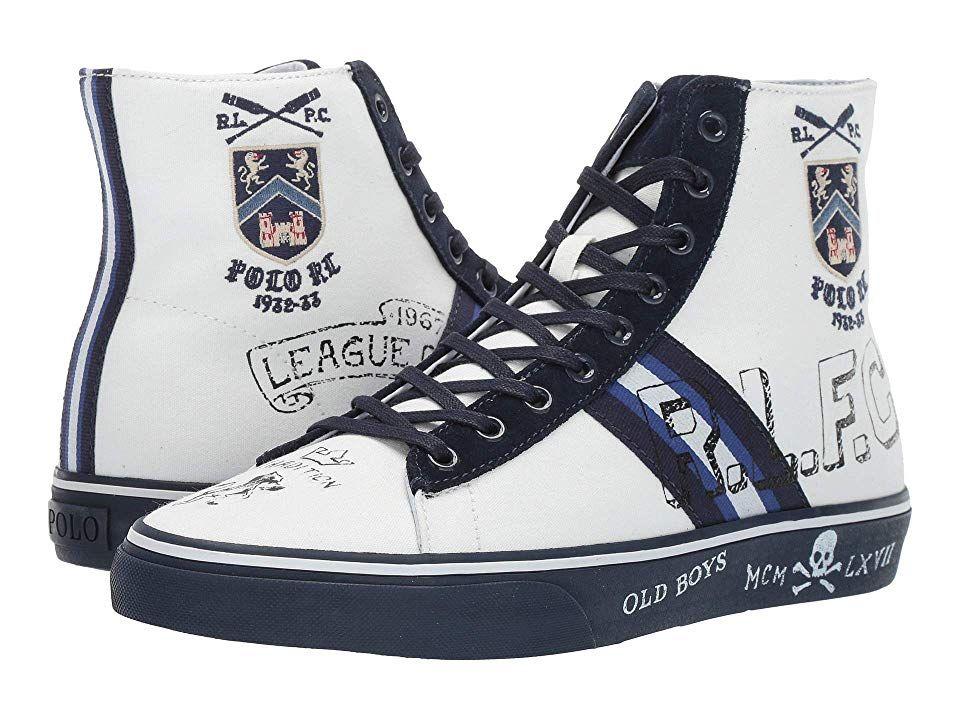 2d4e8cc2 Polo Ralph Lauren Solomon II Men's Shoes Newport Navy   Products in ...