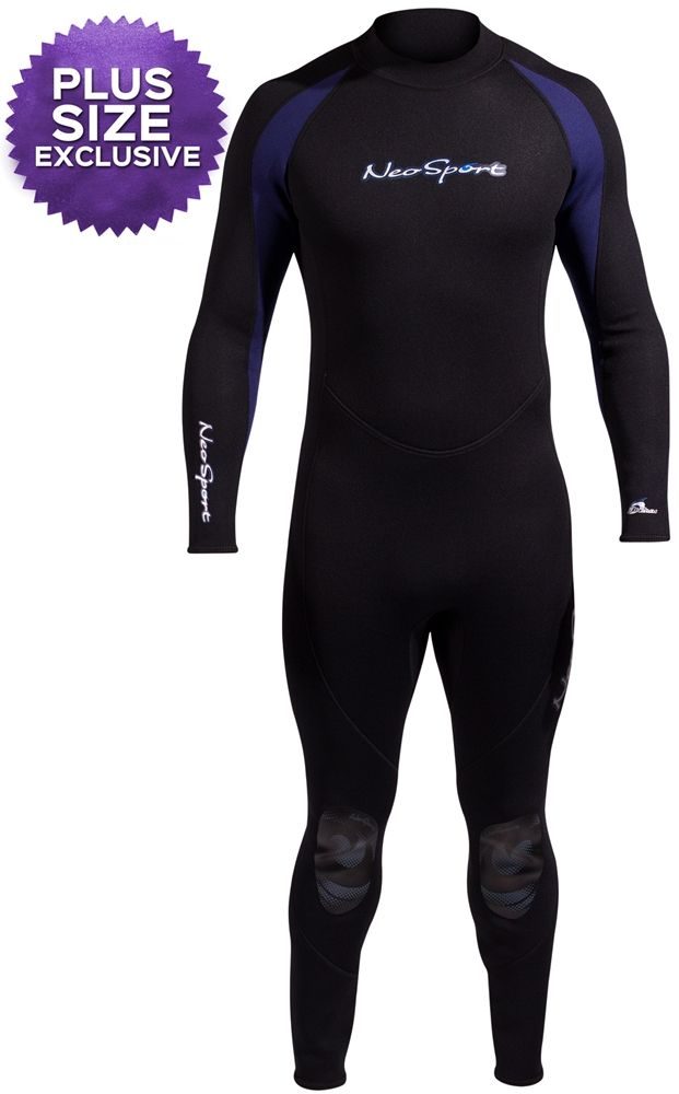 NeoSport XSPAN Men's 3/2mm Full Wetsuit Diving Multi Sport - Premium NeopreneThere is no better way to enter the water than with NeoSport XSPAN. Wrap yourself in our comfort and performance. XSPAN wetsuits and accessories provide nearly limitless...