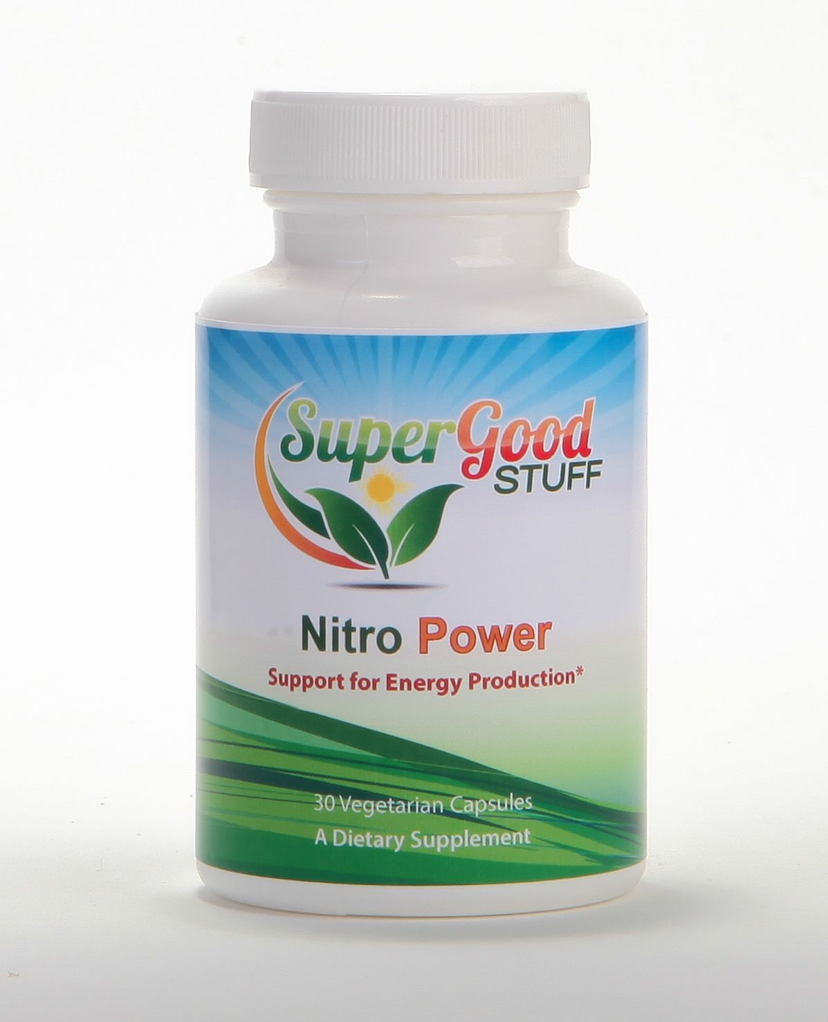 Nitro power nutritional supplements dealing with stress