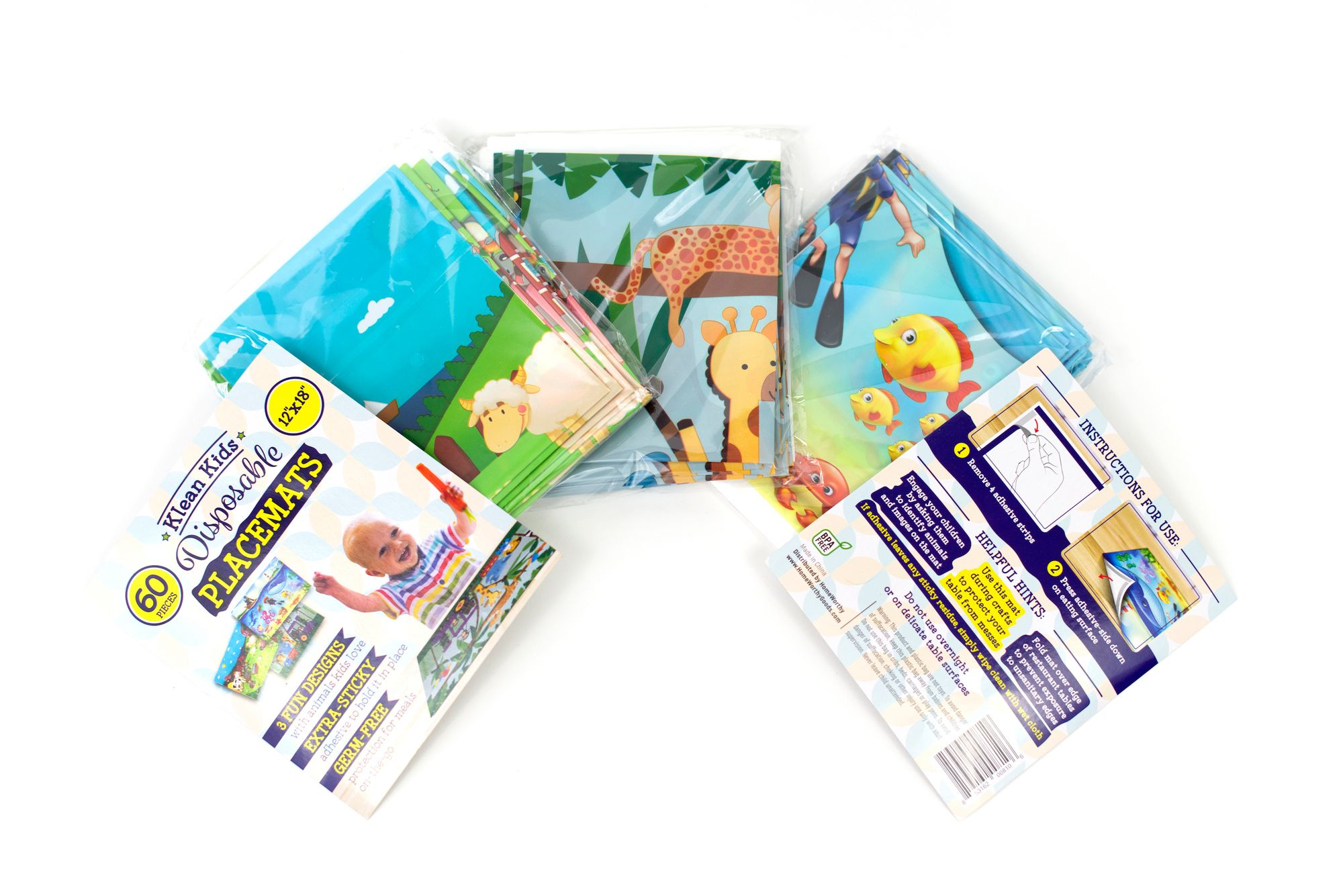 Disposable Placemats In 2020 Toddler Placemat Engage Kids Smart Kids