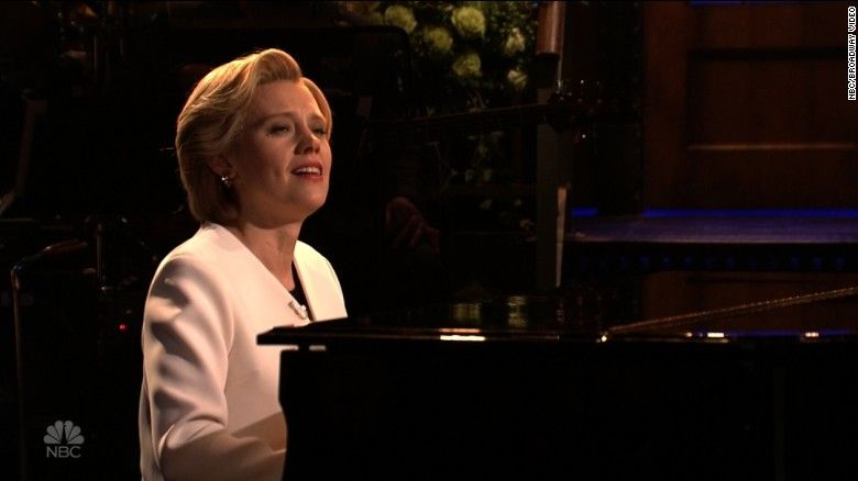 Kate Mckinnons Hallelujah Performance On Snl Is A Must See Http