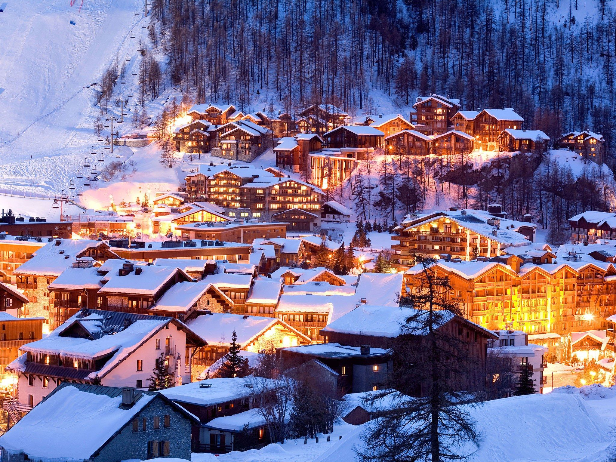 the best ski resorts in europe, according to our readers | travel