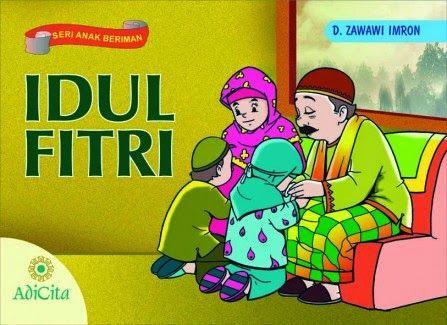 Wallpaper Gambar Ucapan Selamat Lebaran Hari Raya Idul Fitri Bbm