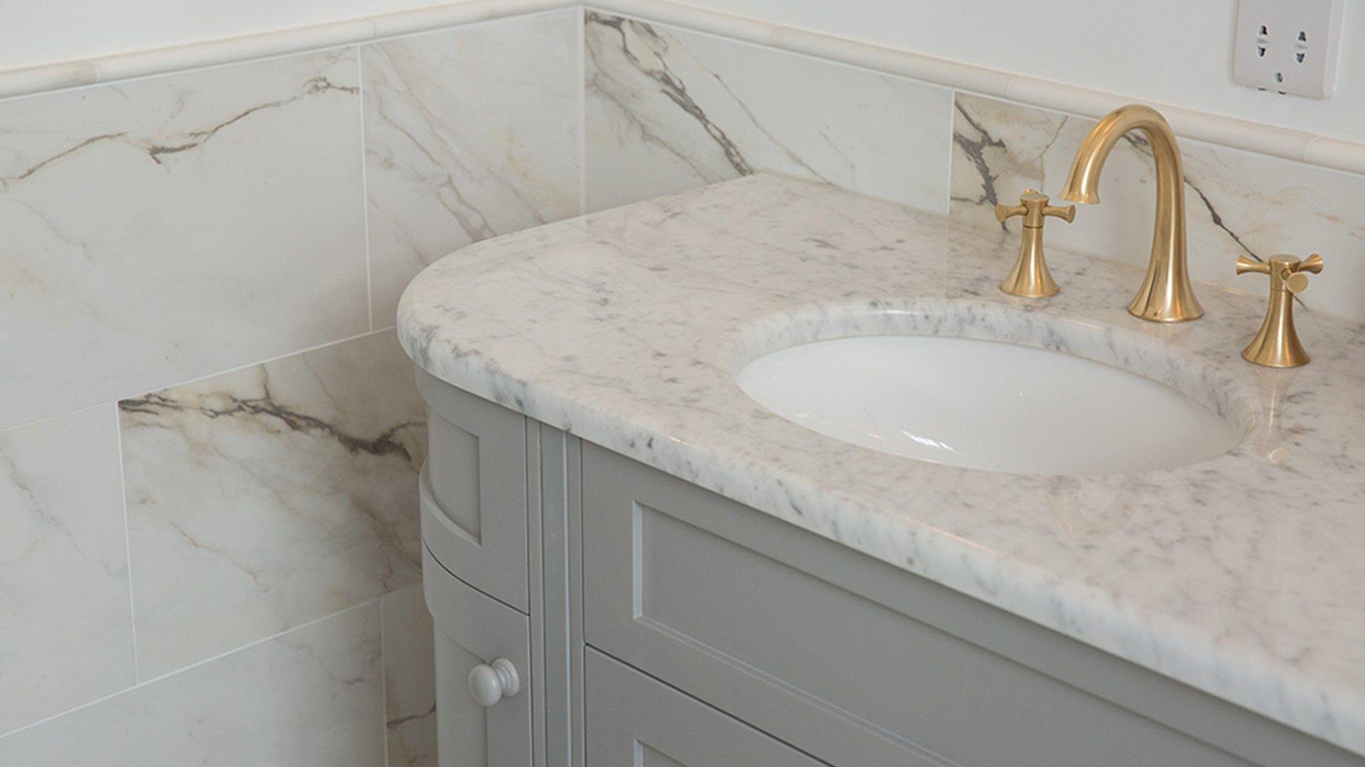 How To Create A Luxury Bathroom On A Budget Using Tiles Budget Bathroom Luxury Bathroom Tile Bathroom