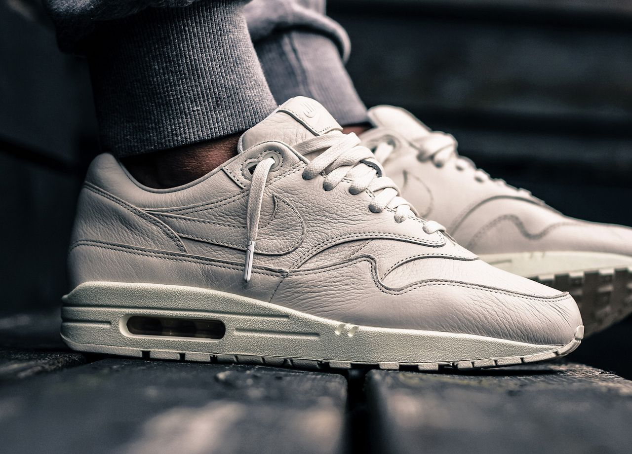 Nike Air Max 1 Pinnacle White - 2016 (by ymor80)