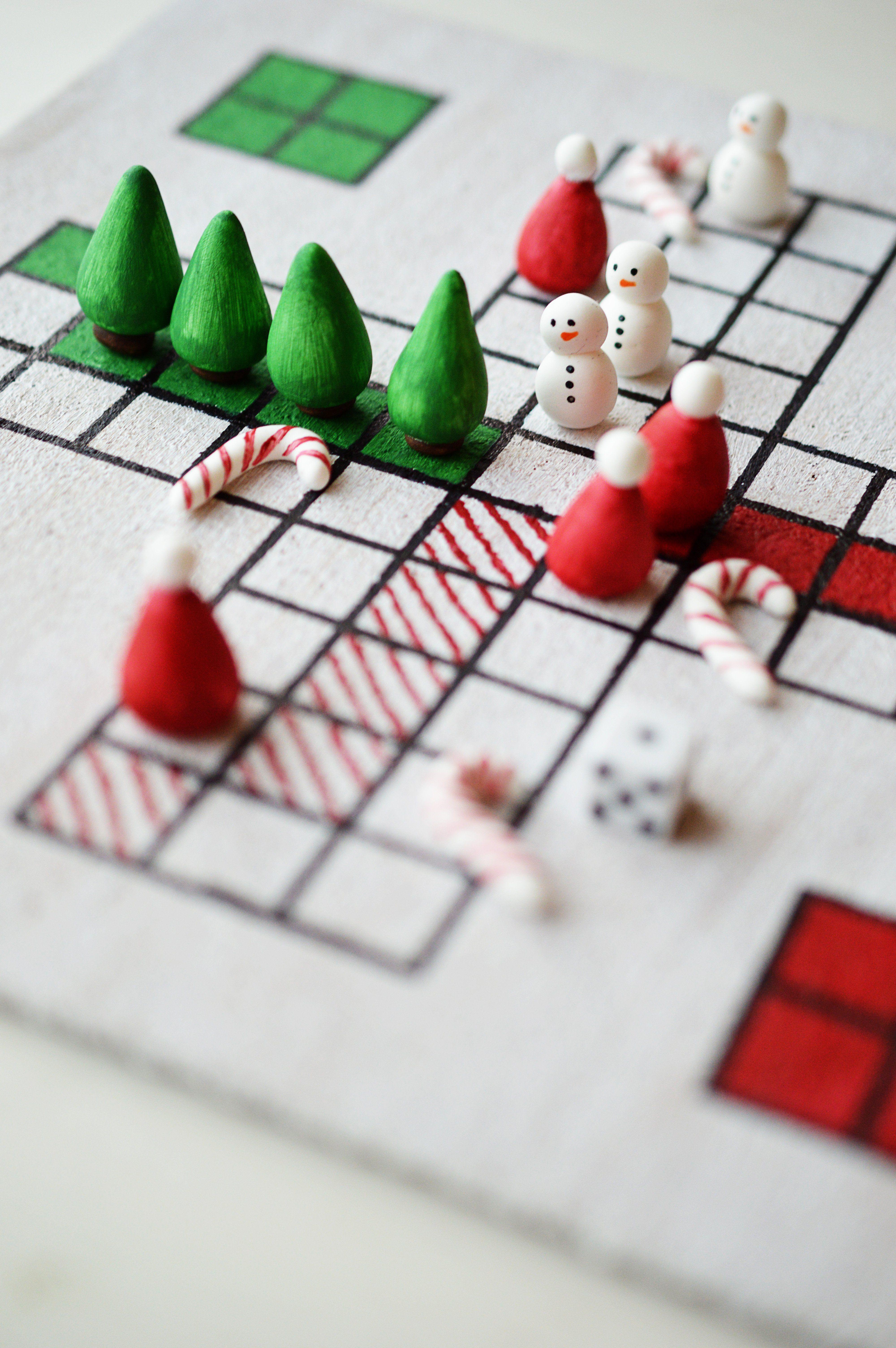 Santa, ärgere dich nicht | Weihnachten, Weihnachtsgeschenke und Spiel