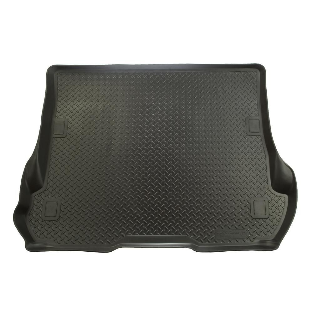 Husky Liners Cargo Liner Fits 00 06 Suburban 1500 2500 Yukon Xl 1500 2500 Ford Excursion 2005 Ford Excursion Husky