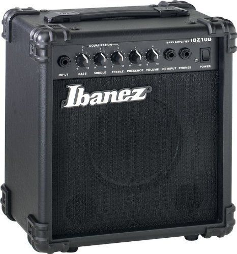 ibanez ibz10b rehearsal rig 10 watt electric bass guitar combo amp by ibanez convenient. Black Bedroom Furniture Sets. Home Design Ideas