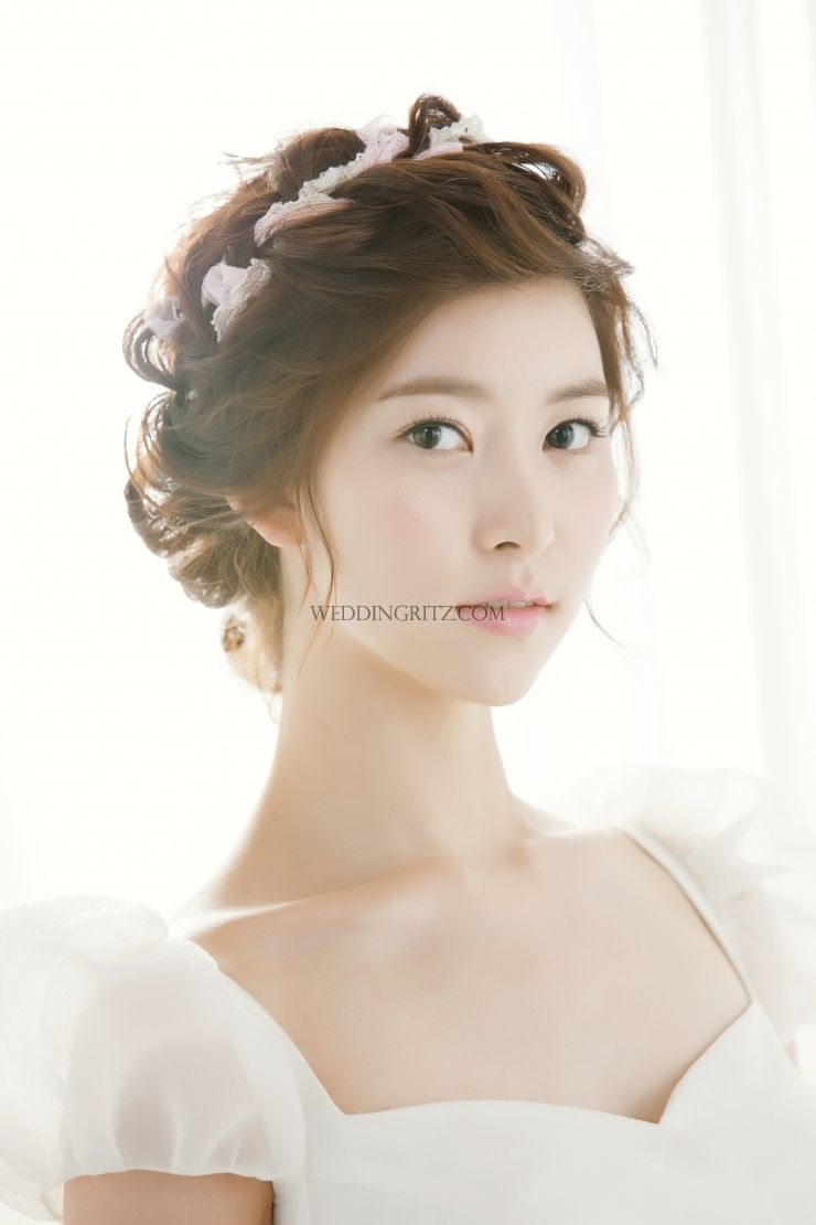 korea wedding hair and make-up | Wedding | Pinterest | Korea ...