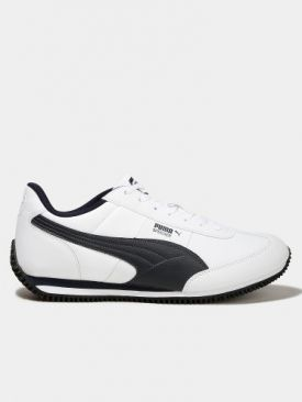 Puma Men White Speeder Dp Lifestyle Shoes  c648d3fb5