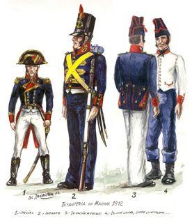 ABC DE LA MAR MENOR: La Infantería de Marina de la Armada Española celebra su 480 Aniversario