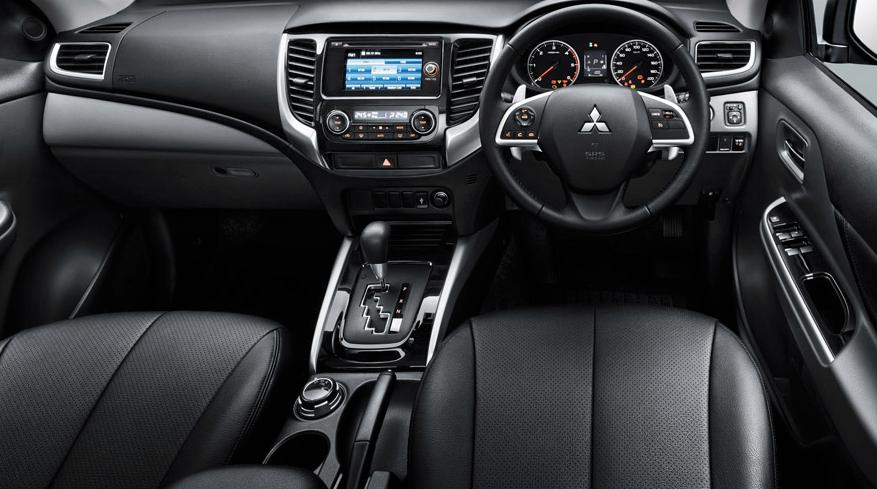 2018 mitsubishi triton interior | News Cars Report | Cars ...