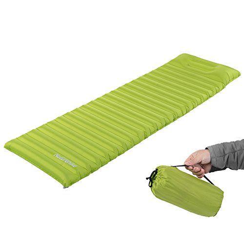 Naturehike Outdoor Sleeping Pad With Pillow Moistureproof Mat Air