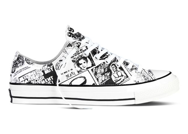 f742fd17ccf Preview Converse s New Andy Warhol Line