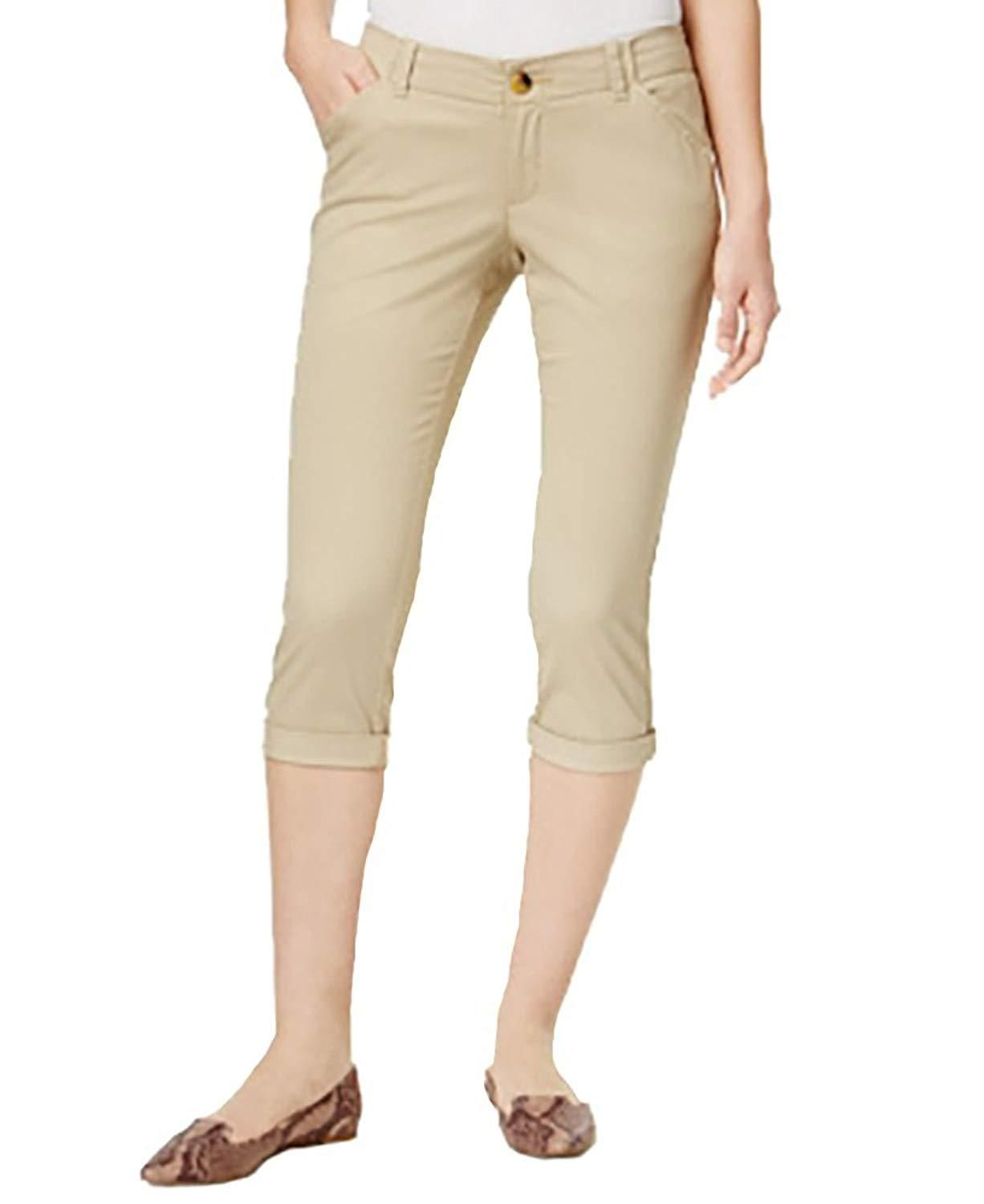 e2fc4ad3 LEE Platinum Petite Chino Cropped Pants | Products | Pinterest ...