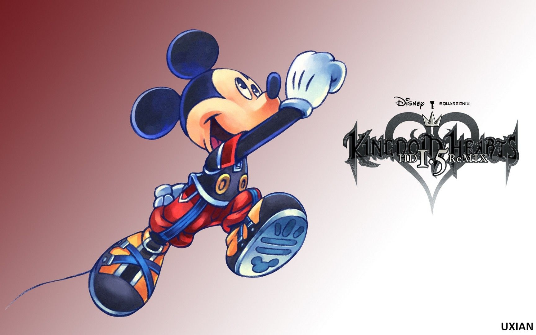 Kingdom Hearts Hd 1 5 Remix Wallpapers Cool Kingdom Hearts Hd 1 5
