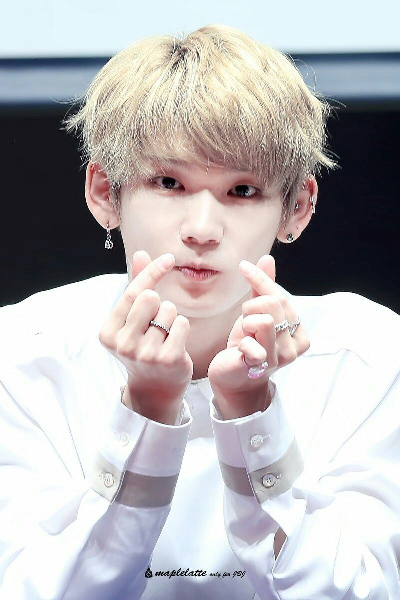 Little White Ice Cream Ball Kenta Korean Actors Kwon Hyunbin Boy Groups