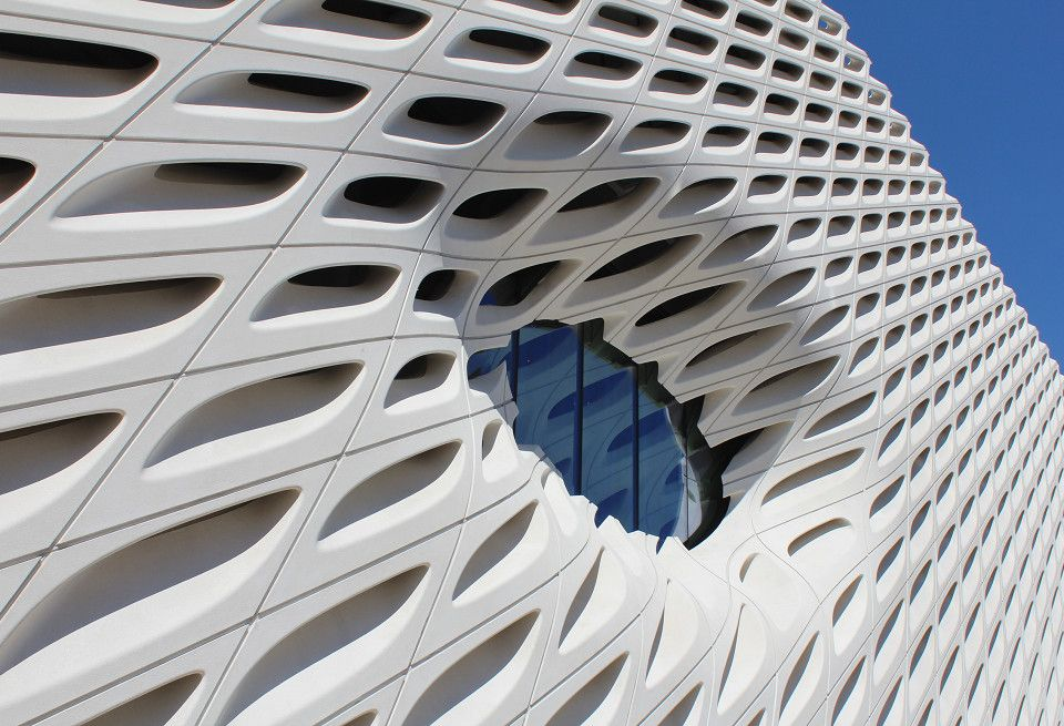 Architectural Precast Concrete Thinshell And Gfrc By