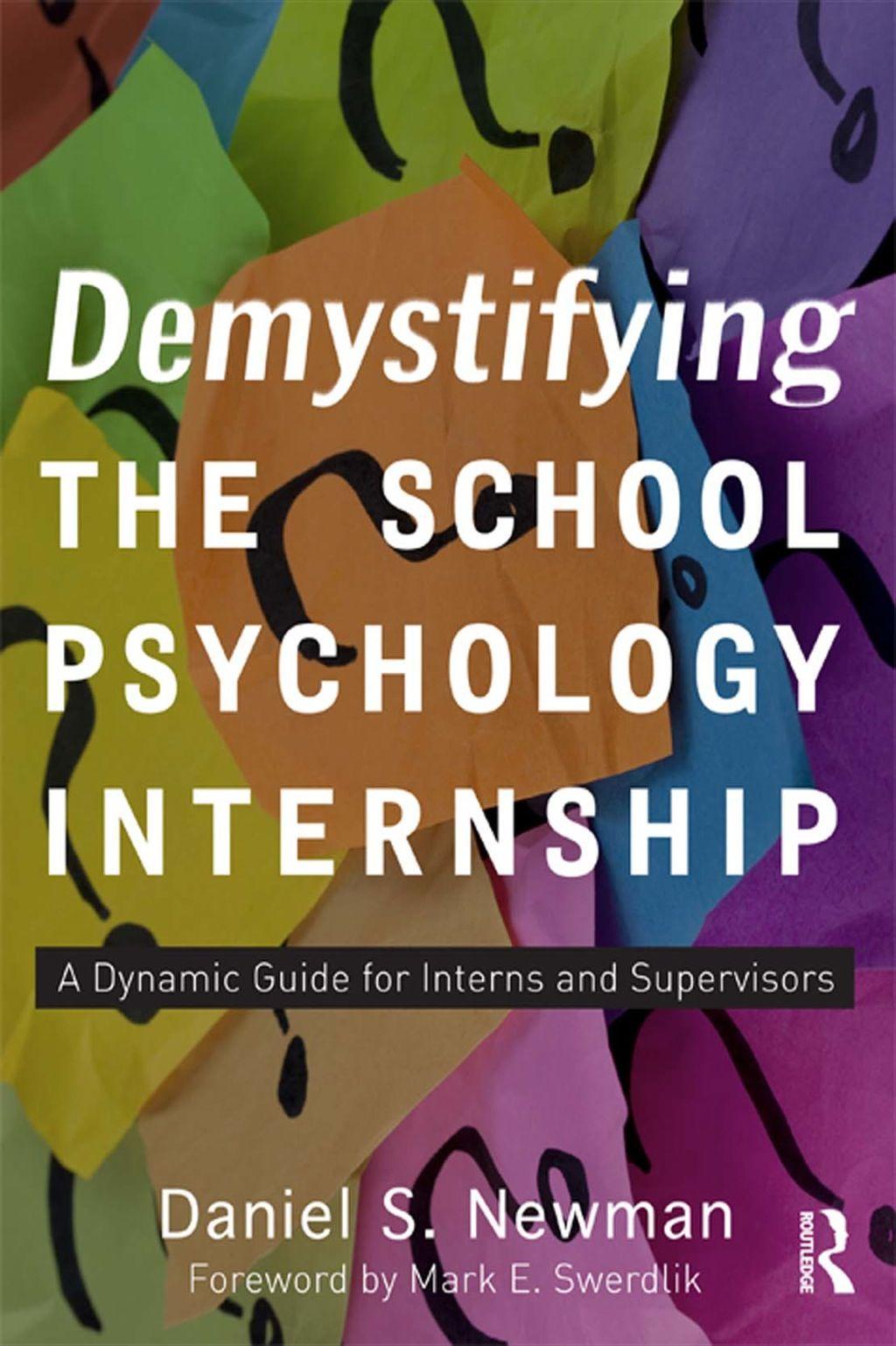 Demystifying the School Psychology Internship (eBook ...