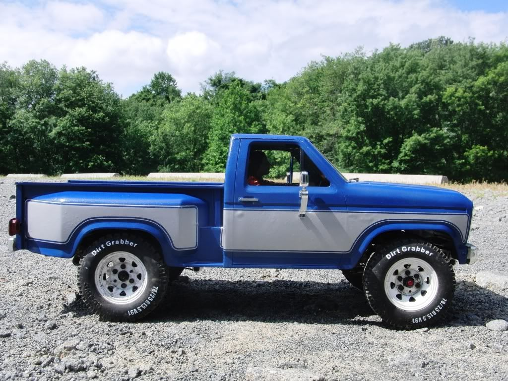 photo F1501985.jpg Lifted ford trucks, Trucks, Old ford