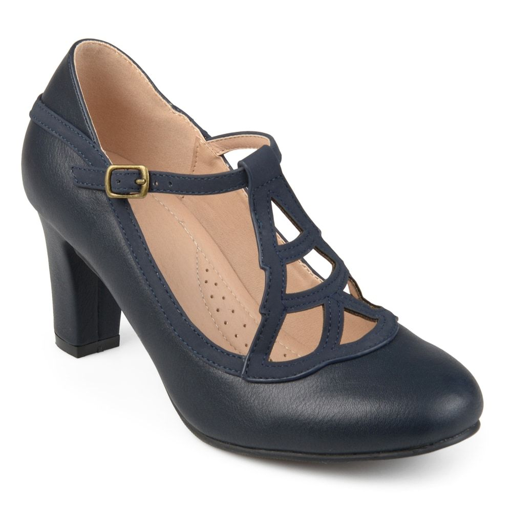 8385537d9980 Journee Collection Nile Women s High Heel Mary Jane Shoes