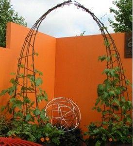 new and growing together new and growing together garden arch