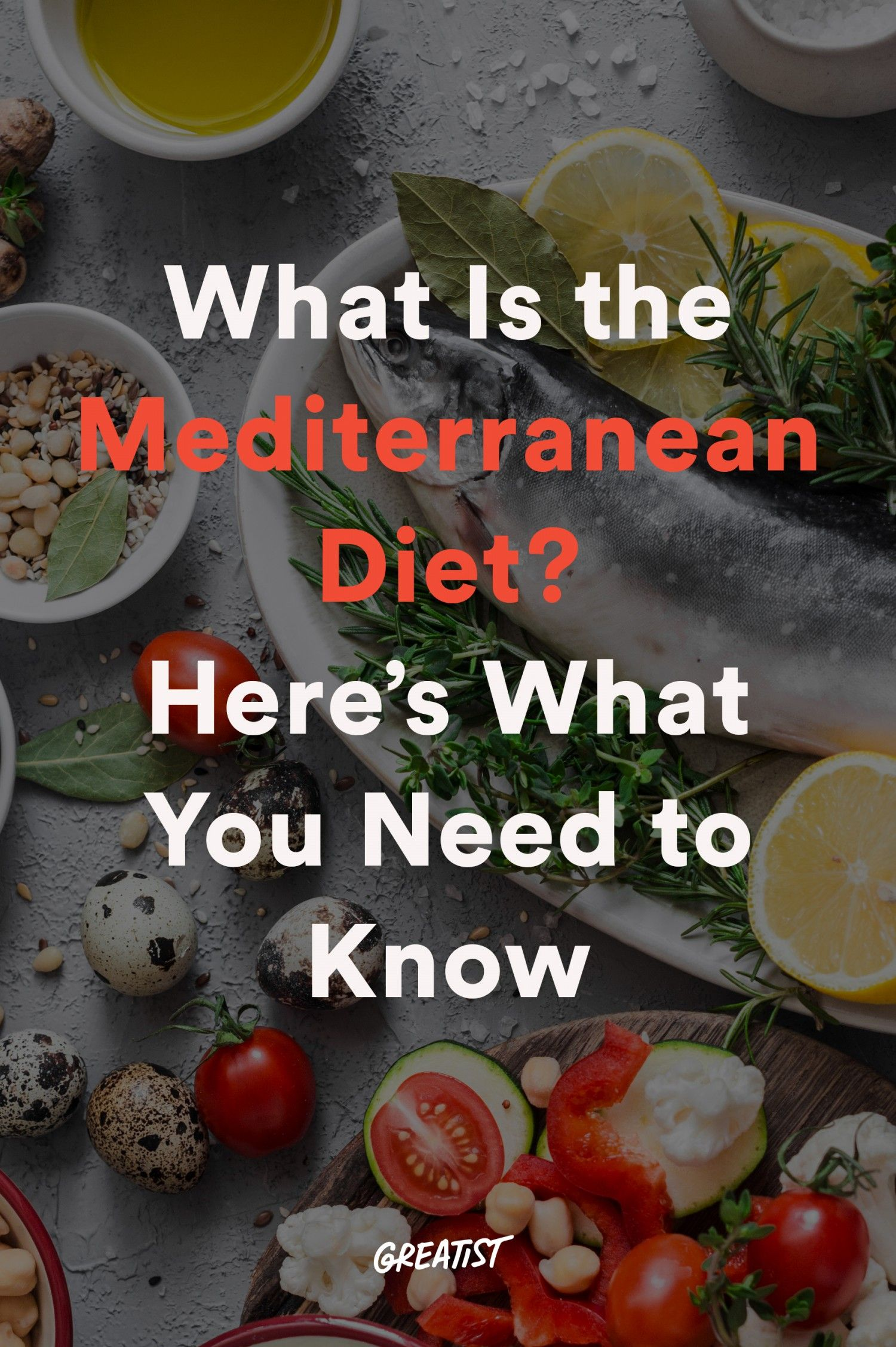 A Beginner S Guide To The Mediterranean Diet Low Carb Recipes