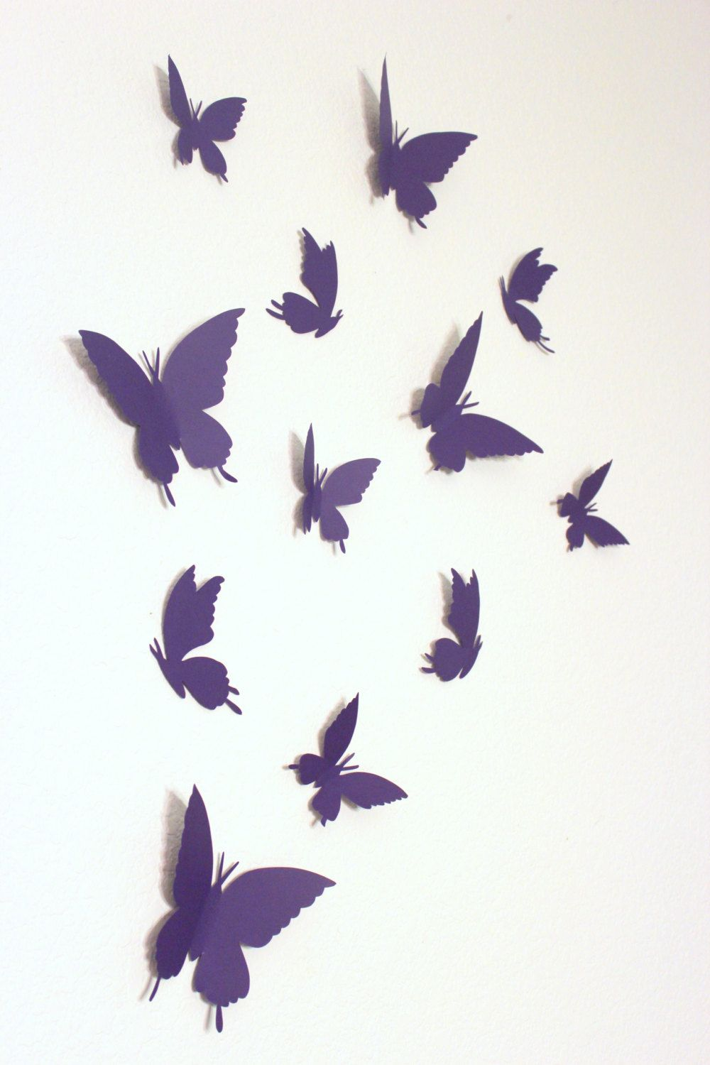 Butterfly Wall Decalchildren S Wall Art3d By Mydreamdecors On Etsy