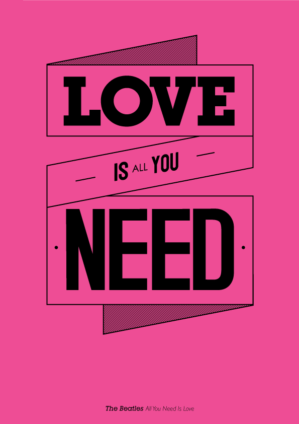 Lyric songs with numbers in lyrics : The Beatles | Letters and Numbers ~ Typography | Pinterest ...