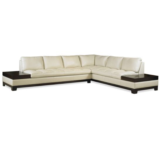 Peninsula Sectional Elite Leather Company