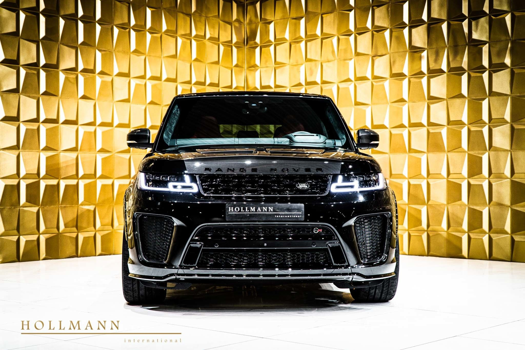 Land Rover Range Rover Sport 5 0 V8 Svr Hollmann International Germany For Sale On Luxurypulse In 2020 Range Rover Sport Range Rover Land Rover