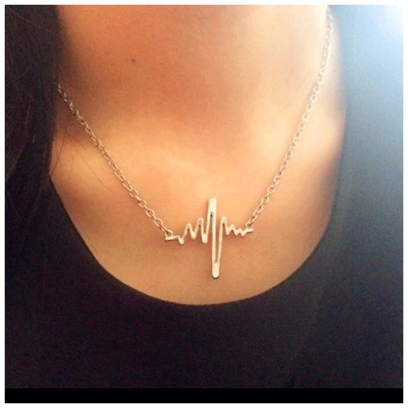 1Day Sale! Necklace Color: Silver Quantity: 1pcs Condition: New Material: Zinc Alloy Jewelry Necklaces