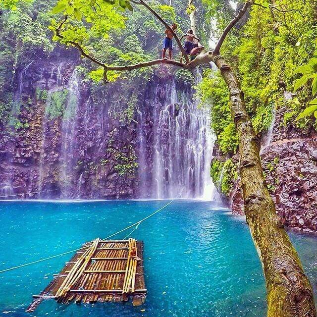 Tinago Falls Iligan City Philippines Photo By Ninjarod Surreal Places Pinterest