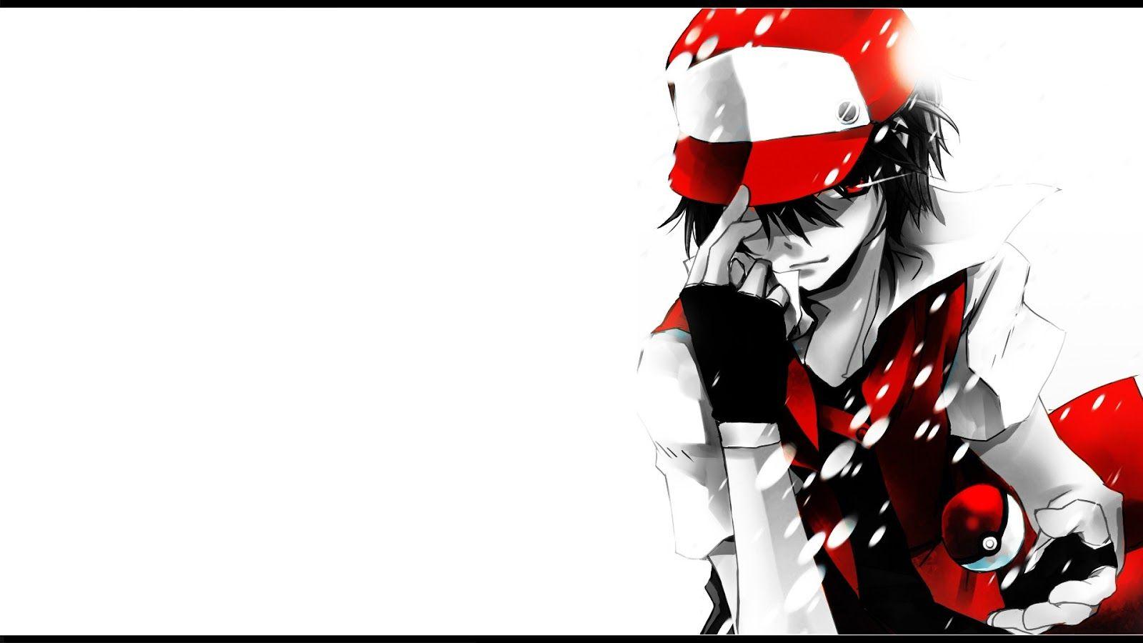 Pokemon Anime Boy Wallpaper Hd Manga Anime So Cute Trop Mignon