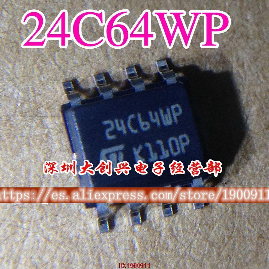 M24C64-WMN6TP 24C64WP SOP-8 Active Components Pinterest