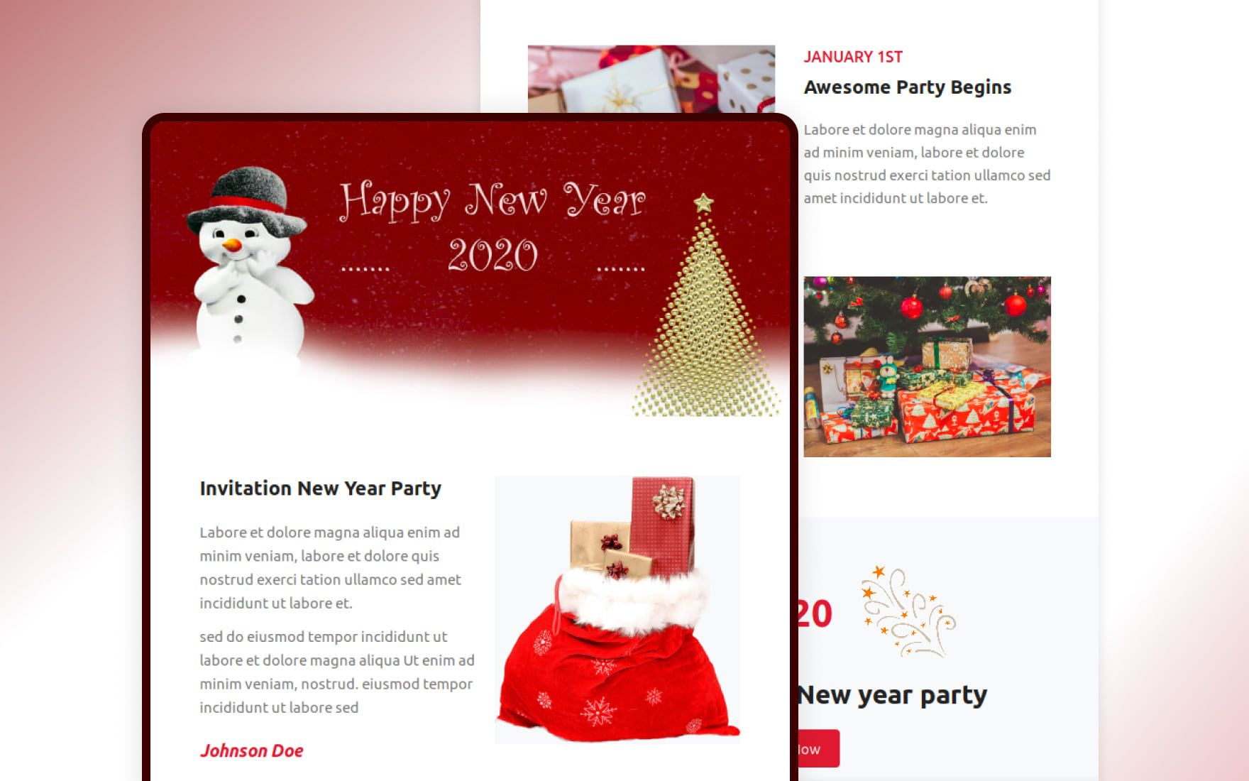 Invite Responsive Email Template Responsive Email Template Email Templates Responsive Email