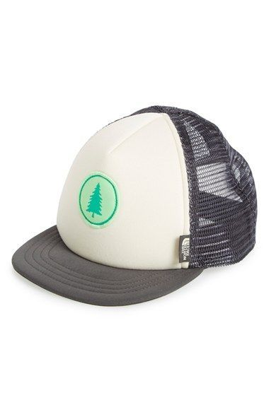 0e3bdcc4f58 The North Face Mini Trucker Hat (Baby)