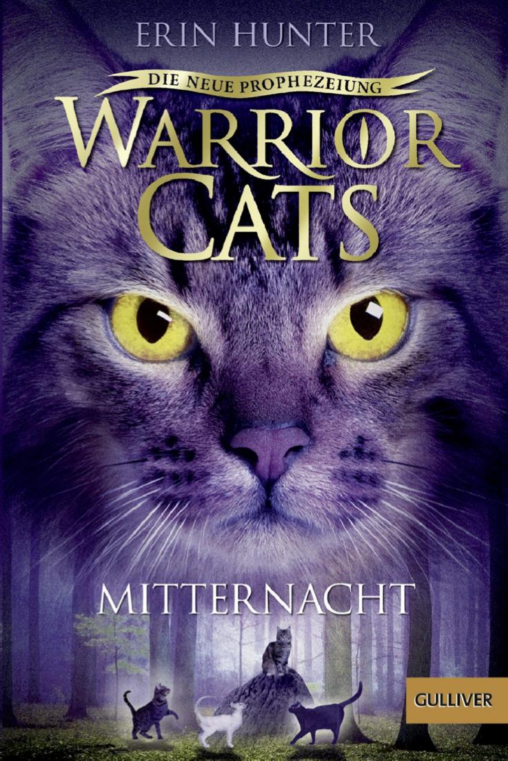 The new prophecy Midnight (Season II/I) Warrior cats