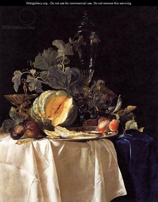 Willem Van Aelst: the best painter of still life