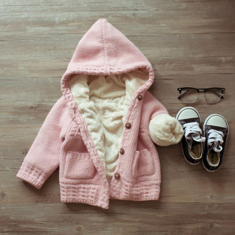 10ff0eaa7 Knitwear Girls sweaters kids winter sweater Toddler sweater Warm ...