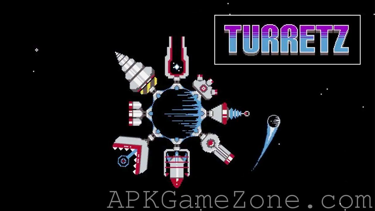 Turretz Money Mod Download APK Free shopping, Retro