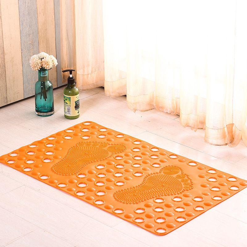 Feet Mat 5 Color Bath No Slip Carpet Pvc Bathroom Mats