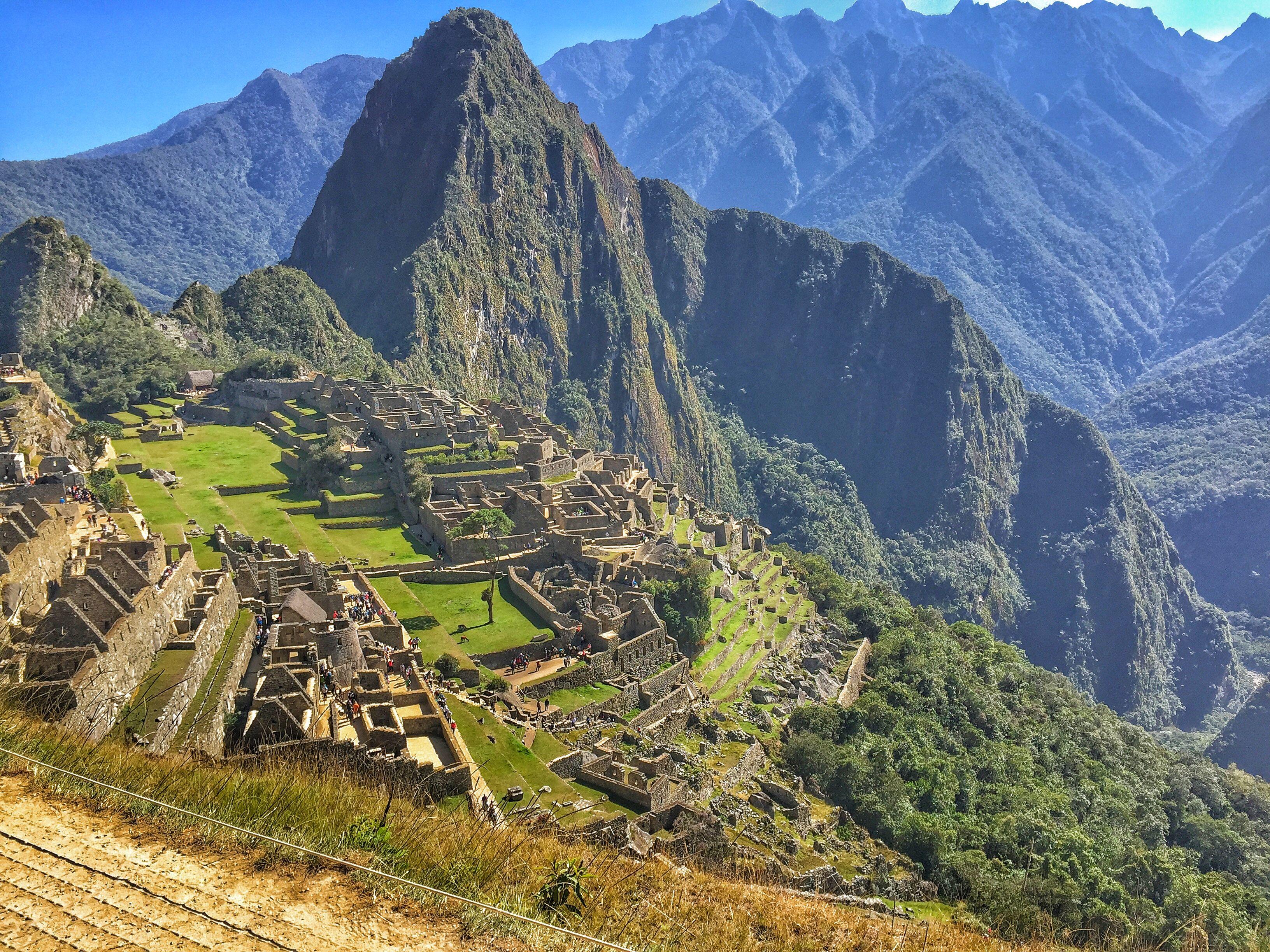 How To Hike The Inca Trail To Machu Picchu See Cusco And