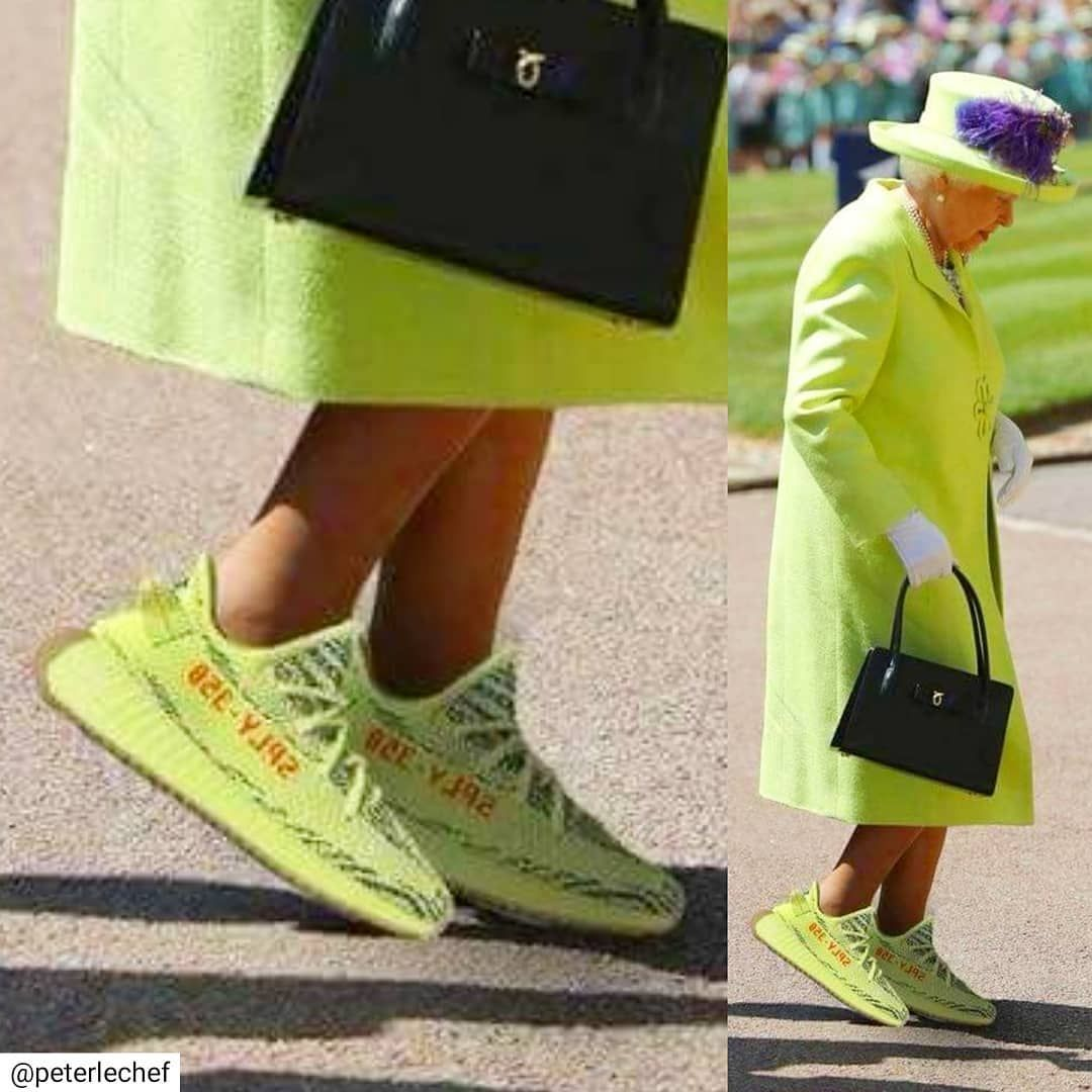 low cost 18c10 4d810 nstock/In transit. YEEZY 350 V2 SEMI FROZEN YELLOW PRIC ...