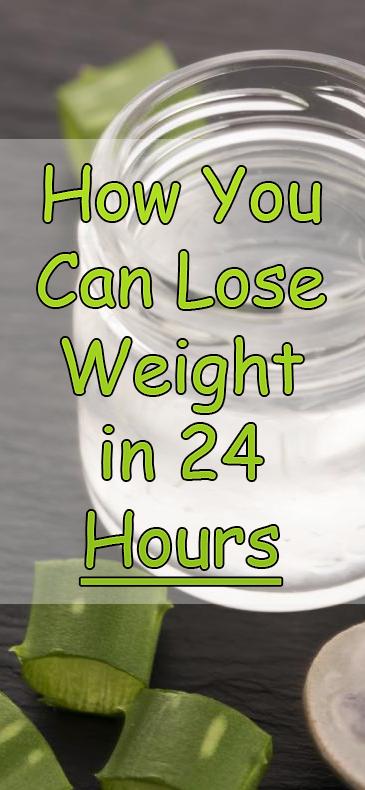 Smoothie zur Gewichtsreduktion mit Aloe mit