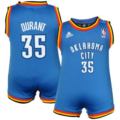 19162f5fc How cute is this?! OKC Thunder baby jersey onesie! | Baby Fever ...