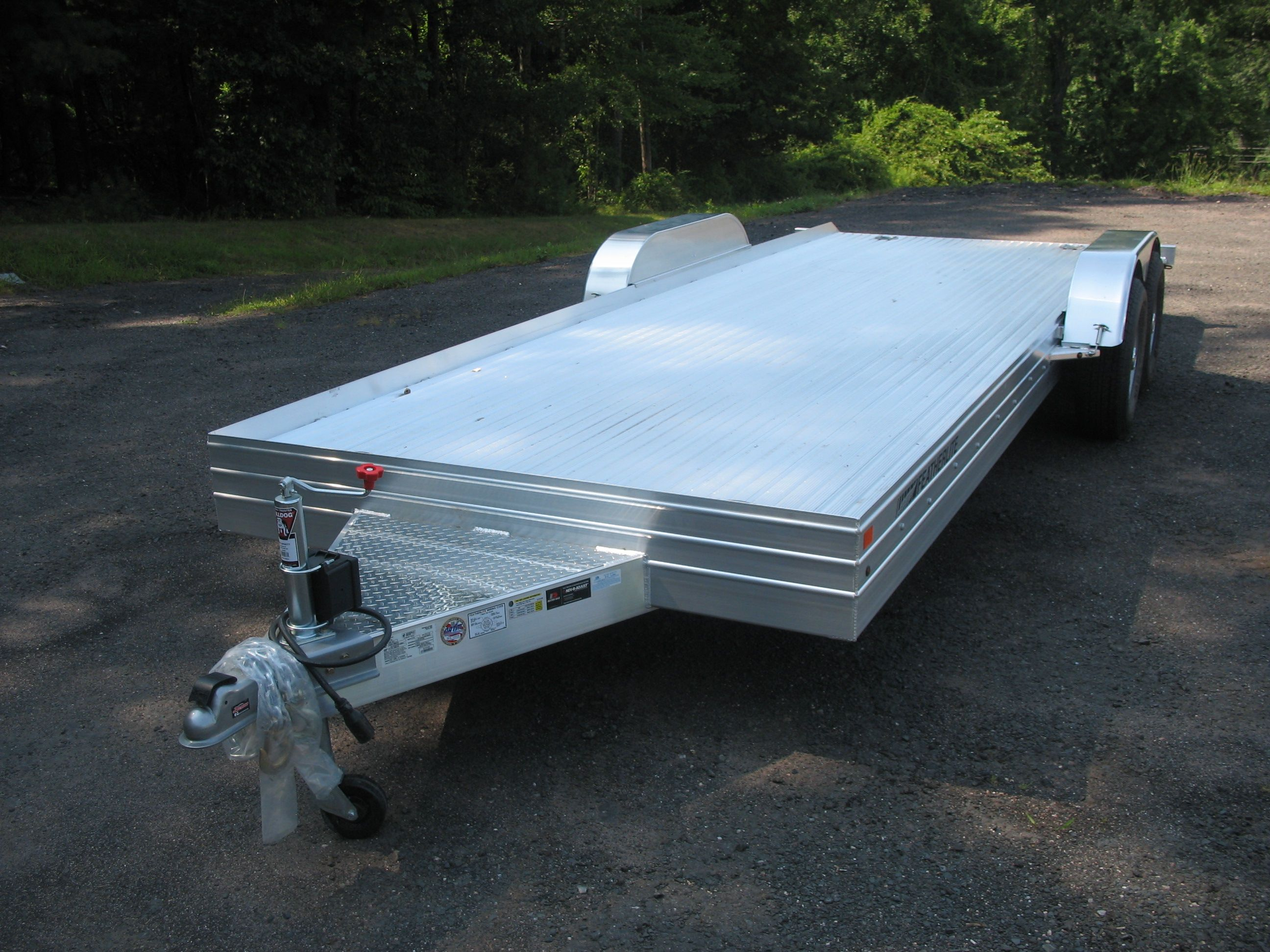 New 2014 Featherlite 3110 Car Trailer For Sale in Bolton CT ...