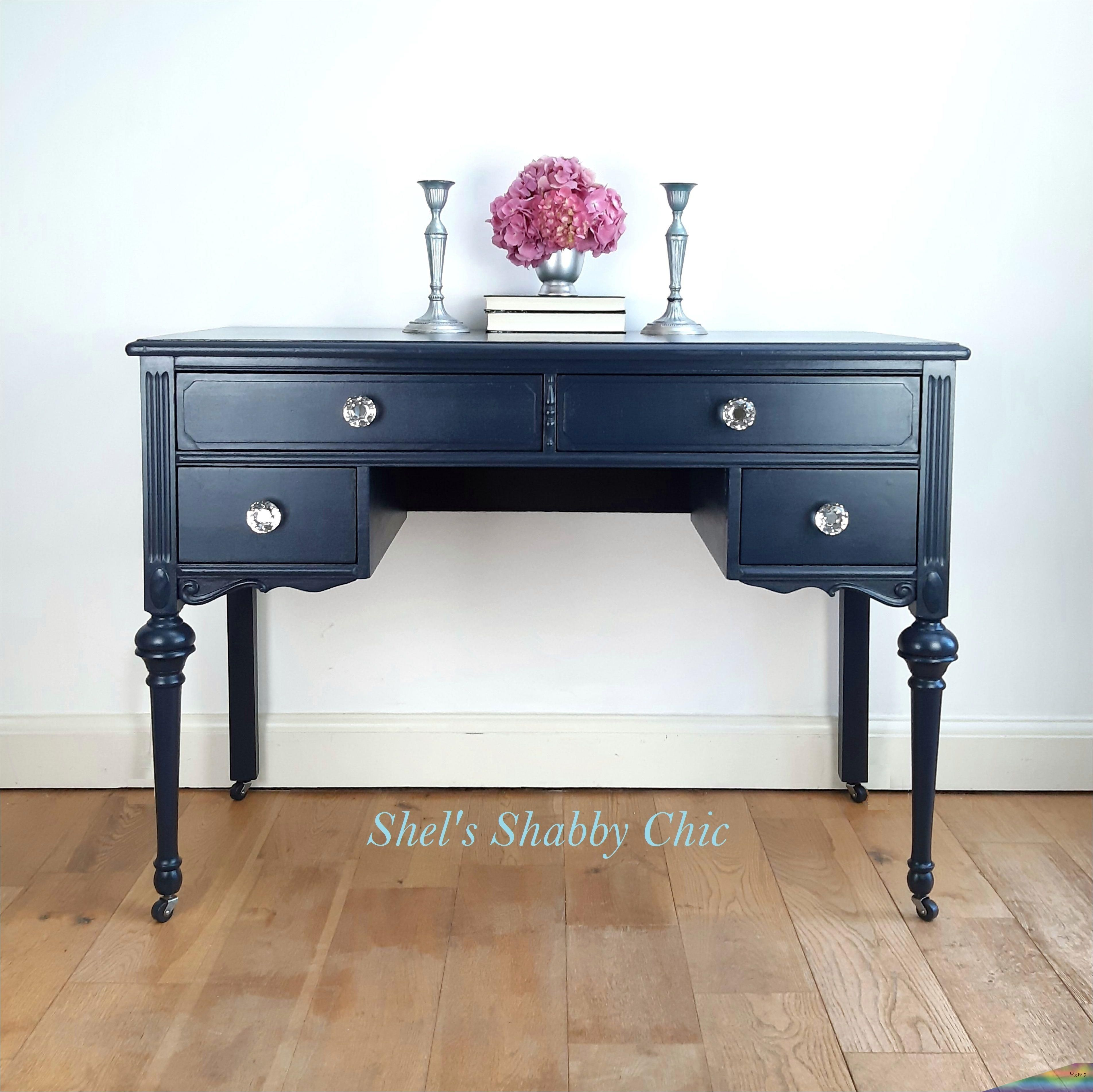 Apr 19, 2020   Elegant Vintage Desk / Dressing Table ...